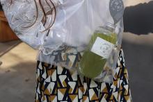 かわいいボトルに入った新茶&リフレッシュにぴったりのフルーツティー♡チャバティに初夏限定メニューが登場