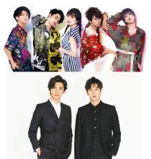 『a-nation』8・17&18大阪の出演者発表 ヘッドライナーはAAA&東方神起