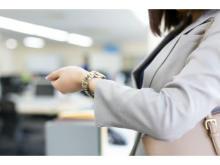 """職場で""""時めき""""たい?アラサーOLの職場と腕時計に関する調査"""