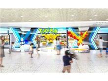 大阪にポケモンセンター&西日本初のポケモンカフェがOPEN!
