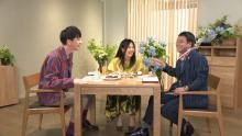 JOYの悩みに、中山ヒデ&井森美幸が名言連発の熱いアドバイス!