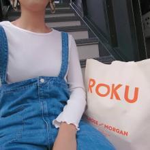 子どもっぽく見えない「GU」の「デニムサロペット」がおしゃれと話題♡この夏1枚でさらりと着こなしたい!