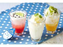 夏季限定!「Afternoon Tea」×「カルピス」の新作ドリンク