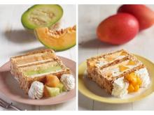ダブルメロン&国産マンゴー!KIHACHIパイシリーズに夏の新作