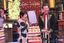【超速報】森昌子100万円獲得!「ここまで来たらフジのバラエティー制覇したい!」