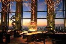 最上階からのサンセットもお楽しみ♡品川プリンスホテルで「東京の夕暮れ」をイメージした大人のハイティーがスタート♩