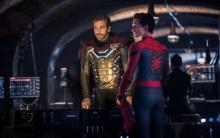 『スパイダーマン』最新作、ミステリオが登場する本編映像解禁