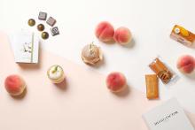 旬の桃を使った新作が見逃せない!HUGO & VICTORのペッシュ フェアで夏のご褒美スイーツをGET