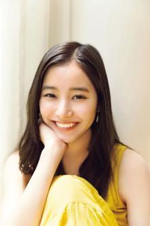 新木優子『マガジン』で少年誌初カバー 夏スタイルで新鮮な魅力をたっぷり