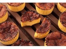 話題の「バスクチーズケーキ」が関西のアンテノールに初登場