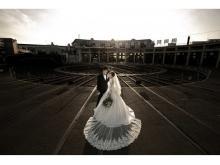 結婚式の前に「京都鉄道博物館」で貸し切り撮影はいかが?