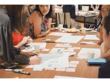 2030年の食について考える!アイデアワークショップ開催