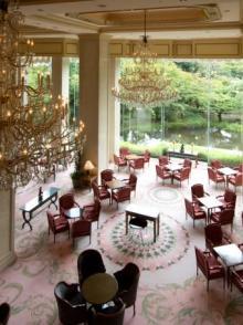 25周年記念のトロピカルアフタヌーンティー&バラのようなマンゴータルトがリーガロイヤルホテル東京にお目見え♡