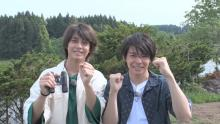 King & Prince髙橋海人と岸優太、負傷の迷い犬を深夜まで捜索!