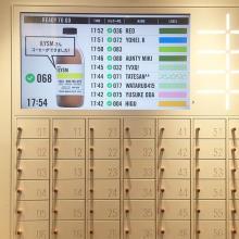 自分の名入りラベルのドリンクが注文できちゃう♡日本橋にオープンした「TOUCH-AND-GO COFFEE」が話題!