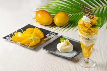 旅の思い出に挑戦したい特大パフェも♡宮古島東急ホテルの地元産マンゴーを使ったスイーツが食べてみたい!