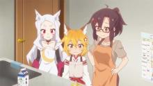 TVアニメ『 世話やきキツネの仙狐さん 』第9話「こうすれば恥ずかしくないじゃろ」【感想コラム】