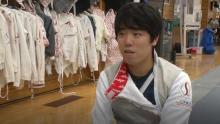 フェンシング・敷根崇裕「僕が、金メダル第1号になりたいです!」