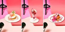キーワードは「#PinkFood」♡ビブリオテーク夏のデザートフェア、7月はエネルギッシュなピンクが主役!