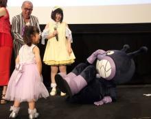 ばいきんまん、少女のキスにKO 声優・中尾隆聖「バイバイキーン」