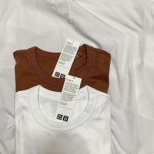 【保存版】ユニクロとGUのTシャツ、結局どう違うの?「クルーネックT」と「スムースT」を徹底比較しちゃいます♡