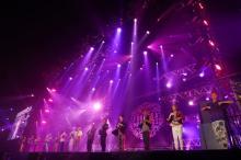ホークス音楽フェス『FUKUOKA MUSIC FES』実施 RAMPAGEらに1万6000人が熱狂