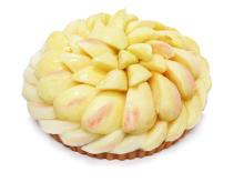 桃まみれになりたい方はこちらをご覧ください♡カフェコムサ「桃のお話」スタート