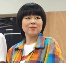 """ブルゾンちえみ、女優として初舞台 """"メイク""""はどうする?「探り中です」"""