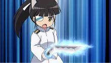 TVアニメ『 ストライクウィッチーズ 501部隊発進しますっ! 』第12話「501解散します?」【感想コラム】