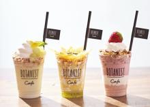 大人気スムージーボンボンもリバイバル♩表参道・BOTANISTカフェにフルーツたっぷり夏メニューが仲間入り♡