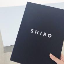 """2019年秋、shiroが生まれ変わる。新生""""SHIRO""""から本格的な香水と、スティックタイプのリップがデビュー♡"""