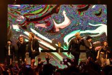 三代目JSB登坂広臣&ELLY、LAで共演「改めてJ-POPってすごい」