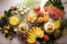 """テーマは""""トロピカル""""。「スイスホテル南海大阪」のスイーツブッフェで南国のフルーツを満喫したい!"""
