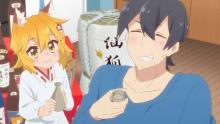 TVアニメ『 世話やきキツネの仙狐さん 』第11話「今夜は少し荒れそうじゃの」【感想コラム】