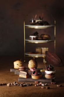 チョコレートをアフタヌーンティー&ブッフェで堪能♩ウェスティンホテル東京、秋のスイーツプランが魅力的♡