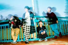 04 Limited Sazabysの「Montage」がオープニング曲に決定!