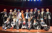 舞台『Starry☆Sky on STAGE』が開幕 「全力で青春していきます!」