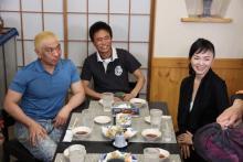 松田美由紀 龍平と翔太の兄弟げんかに「感動した」