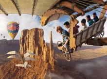 TDS新アトラクション「ソアリン」パイロットなどが体験 感想動画公開