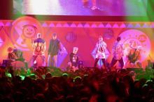 「めざましライブ」にBALLISTIK BOYZ、井上苑子、GENERATIONSが登場!