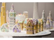 スイーツとアートの融合!「渡辺おさむ お菓子の美術館」開催