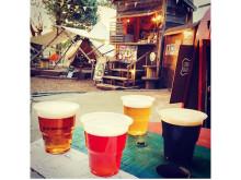 ツリーハウスでクラフトビール!「椿森コムナ」のビアガーデン
