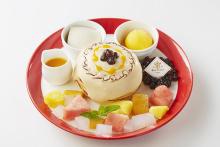 ミルクティーソースのパンケーキやミニ豆花、タピオカミルクティーも♩パンケーキ専門店「バター」で台湾フェアが開催