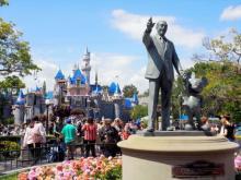 一度は行きたい海外ディズニー カリフォルニアでウォルト・ディズニーの聖地巡礼