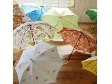 国立新美術館で「イイダ傘店」の雨傘・日傘展示販売会を開催