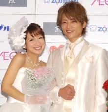 杉浦太陽&辻希美夫妻、結婚式記念日を報告「#ずっと大好きだよ」