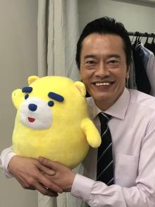 """遠藤憲一 """"イッチー""""に心撃ち抜かれ…ニヤニヤが止まらず"""