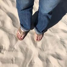 ただのビーチサンダルじゃない!いくら歩いても疲れない「アイランドスリッパ」はこの夏絶対ゲットしたい♡