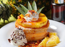 夏にぴったり!「アロハテーブル」に期間限定でパイナップルを贅沢に使ったスイーツメニューが登場します♡