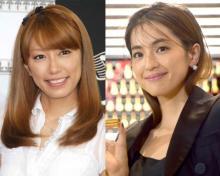 里田まい&中村アンの2ショットに「姉妹みたい」「似てる」の声